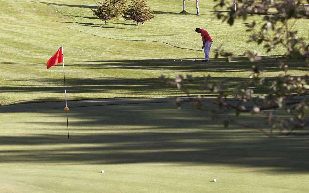 Campo Golf di Bormio