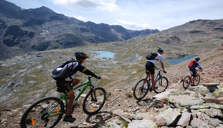 Mountain Biking In Alta Valtellina Hotel Bormio Vallechiara