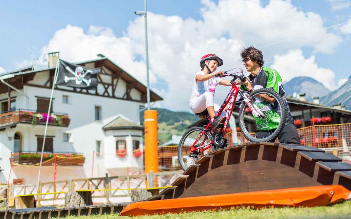 Scuola Montain Bike Bormio