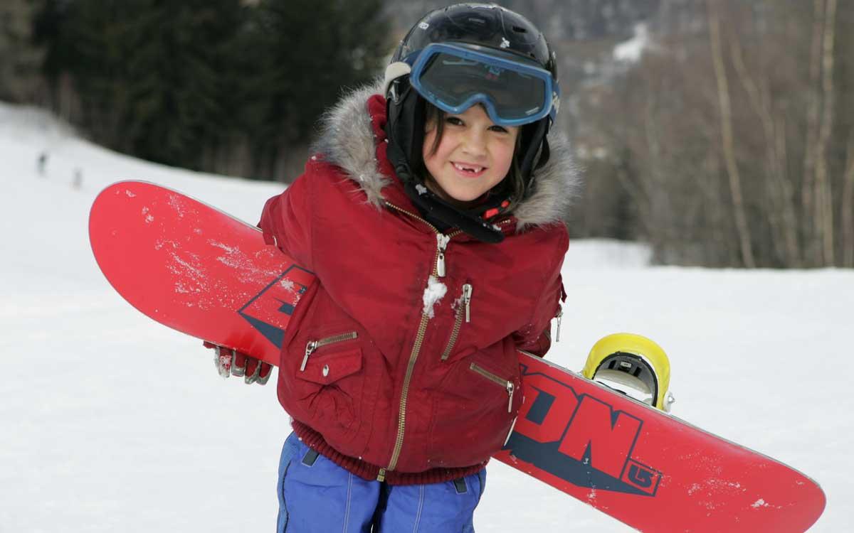 Corsi Snowboard Bormio