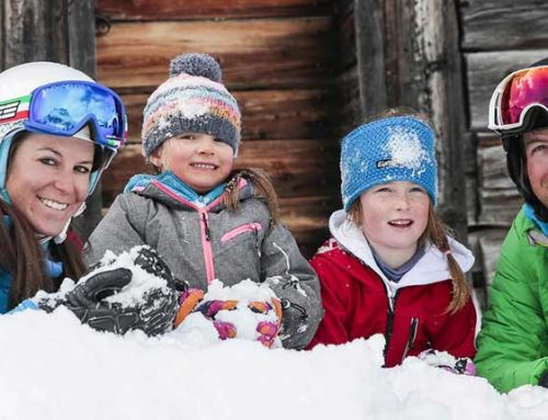 Family Week: ski holidays for children