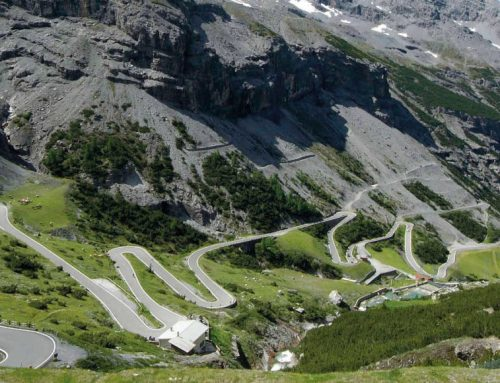Motoraduno Stelvio International Metzeler 2018